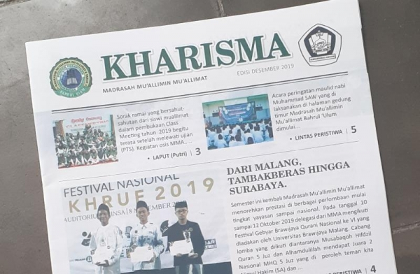 Koran Madrasah Terbit Dan Beredar Hari Ini