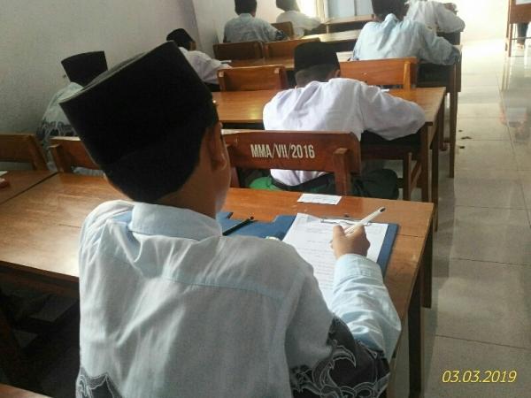 Ujian PAT 2019 Mulai Berlangsung Di Hari Kedua Ramadhan