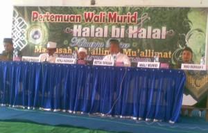 HBH DAN PERTEMUAN WALI MURID BARU 2013