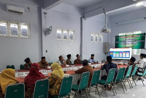 Setelah 4 Tahun, Madrasah Kembali Selenggarakan Workshop RKM