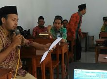 WORKSHOP PENYUSUNAN SILABI KELAS 2A PROGRAM KHUSUS