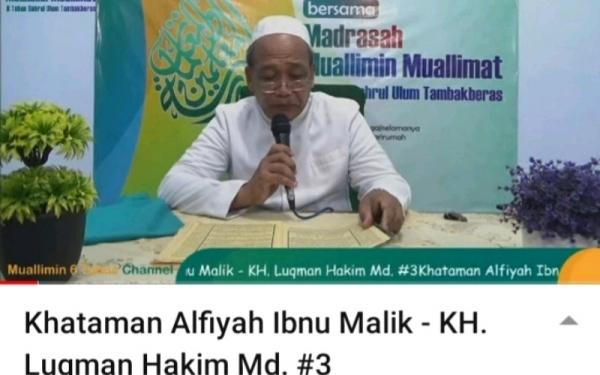 Cara Pencegahan Covid-19 Menurut Alfiyah Ibn Malik