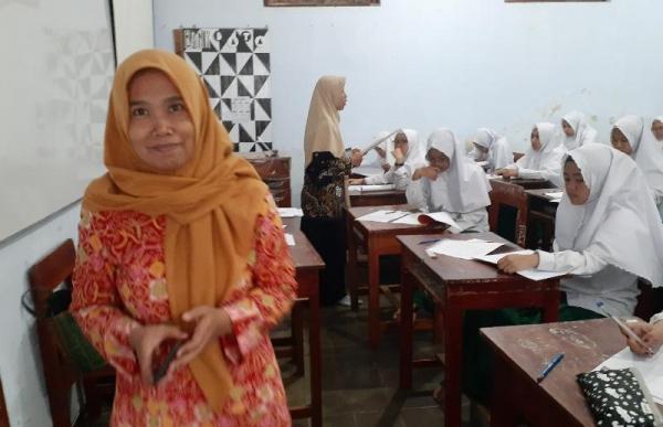 Madrasah Adakan Tes Psikologi Untuk Kelas Akhir