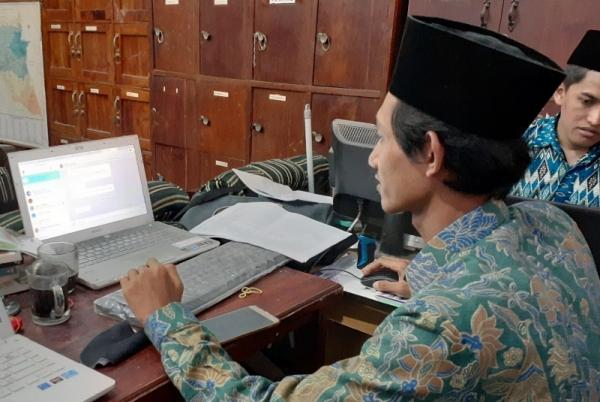 Pembelajaraan Online Dimulai Hari Ini