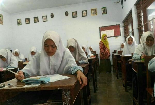 Ujian Akhir Madrasah Dimulai Hari Ini