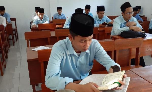 Khotmil Quran Dalam Rangka Peletakan Batu Pertama Gedung 3