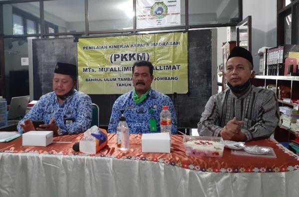 PKKM MTs Menyusul Sukses Diselenggarakan