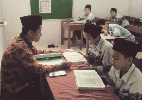 Ujian Baca Al Quran Untuk Kelas 1A