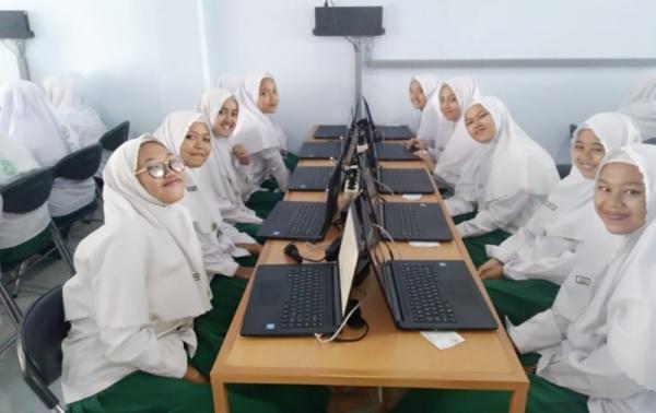 UN Tinggal Lima Pekan, Madrasah Gelar Gladi Bersih