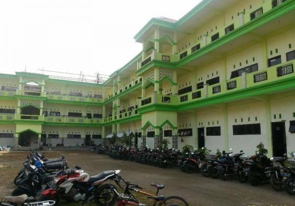 Energi Barokah Doa Menyertai Pembangunan Gedung Timur Madrasah