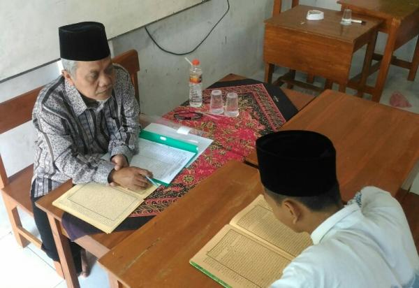 Ujian Baca Kitab Diselenggarakan 2 Hari Menjelang Ramadhan
