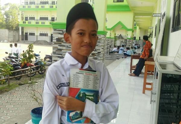 Siswa Ini Habiskan Waktu Di Bulan Ramadhan Untuk Belajar Dan Mengaji Kilatan